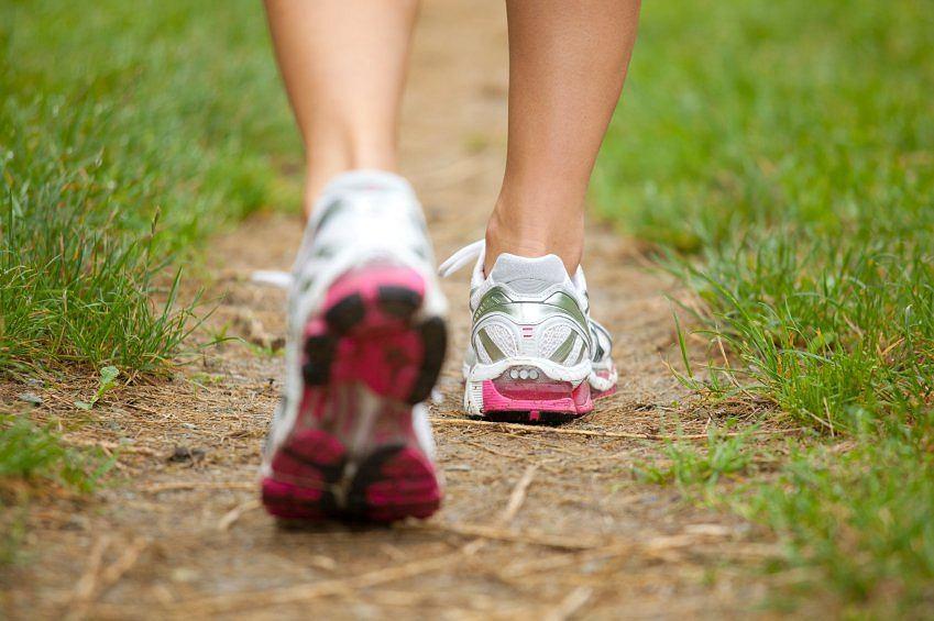 Bieganie, nawet jeśli jest wolniejsze od chodzenia jest skuteczne