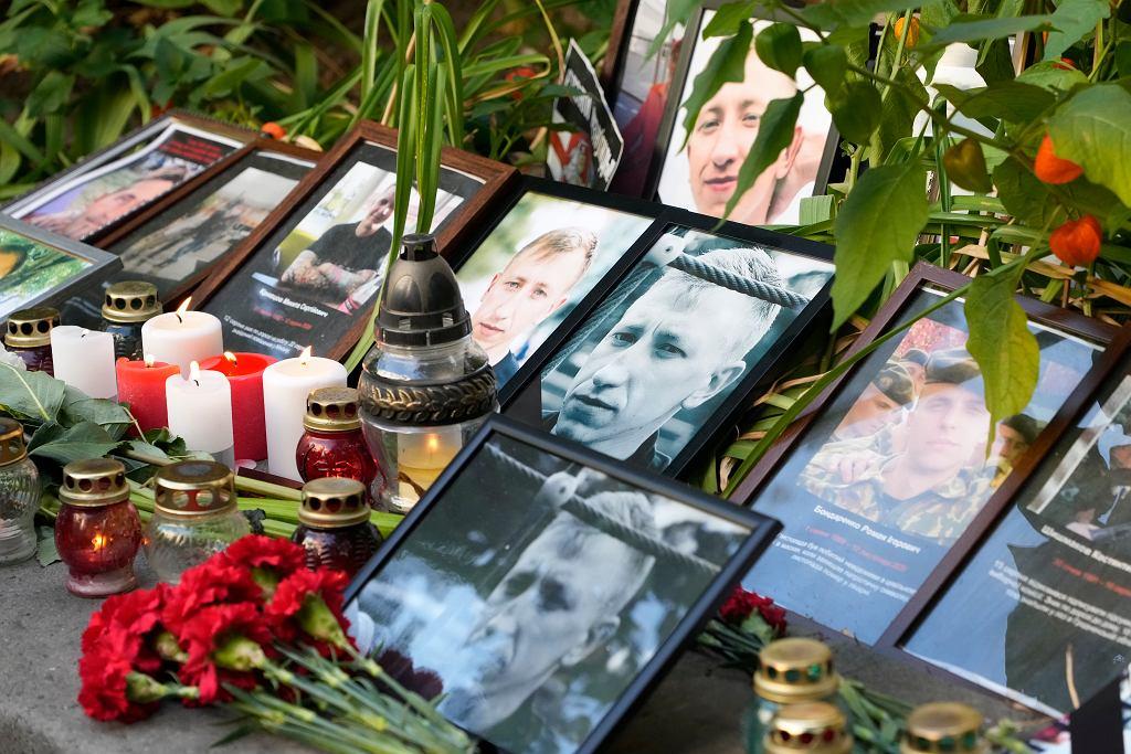 Ciało Witala Szyszoua znaleziono w parku w Kijowie