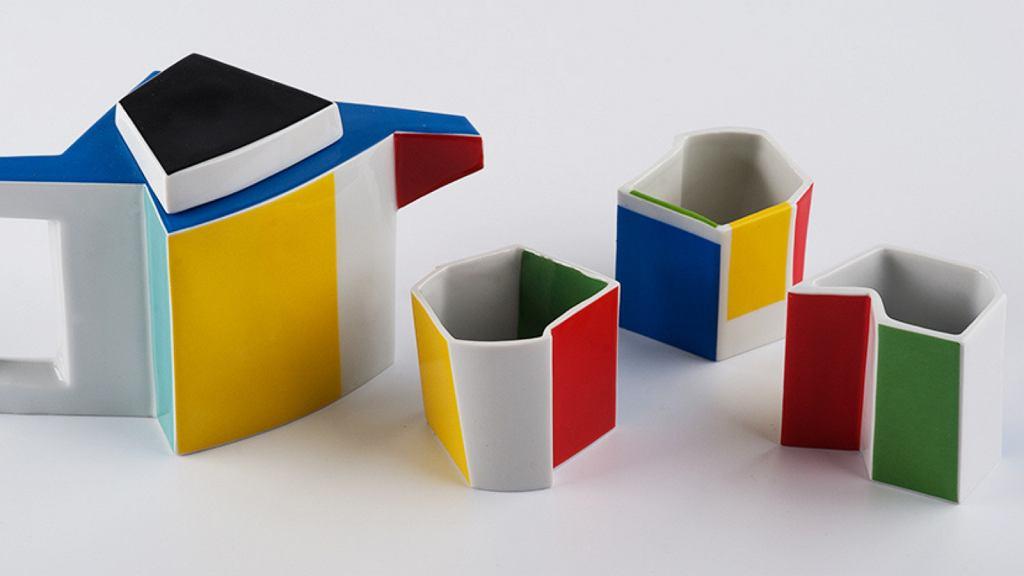 Kolekcja Qubus II, którą zaprojektował Marek Cecuła.