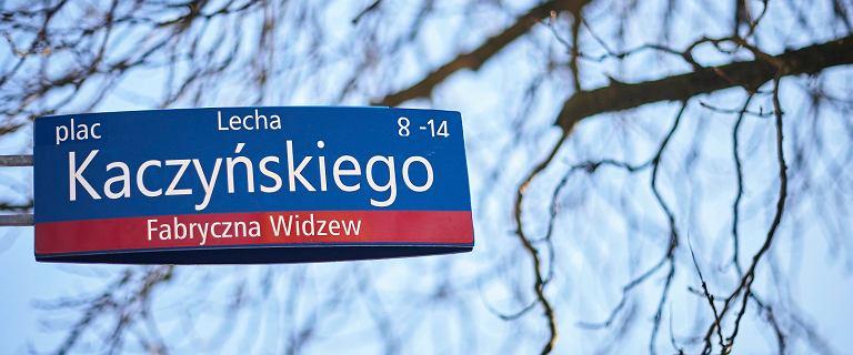 W Łodzi nie będzie już placu Lecha Kaczyńskiego. Sąd odrzucił skargę wojewody