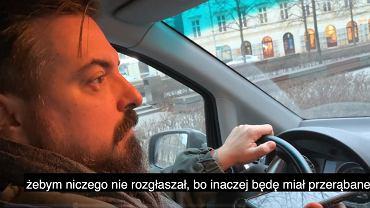 Bohater filmu Tomasza Sekielskiego miał być zastraszany
