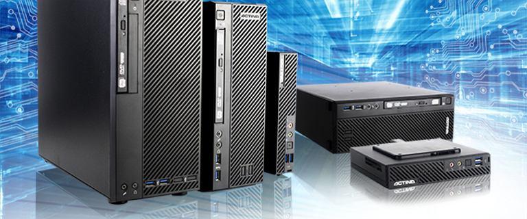 Actina - polska marka: komputery, produkty sieciowe i serwery