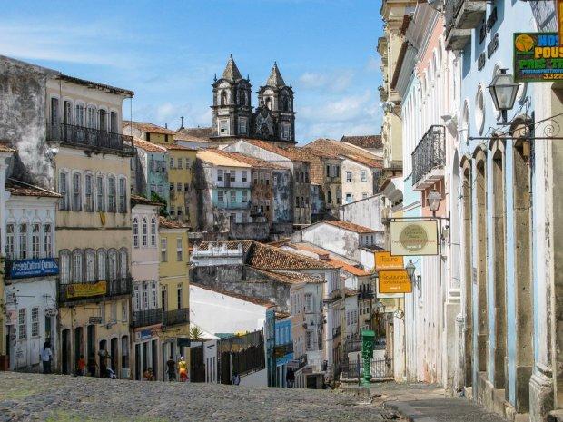 Salvador de Bahia, Brazylia / fot. Shutterstock