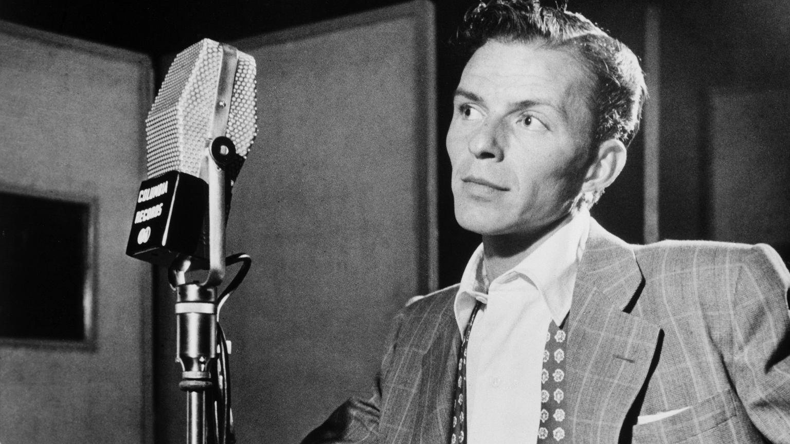 Frank Sinatra to prawdziwa legenda światowej muzyki