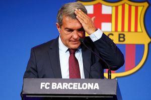 """Laporta ujawnił dług Barcelony. Sytuacja krytyczna. """"Doprowadził klub do ruiny"""""""