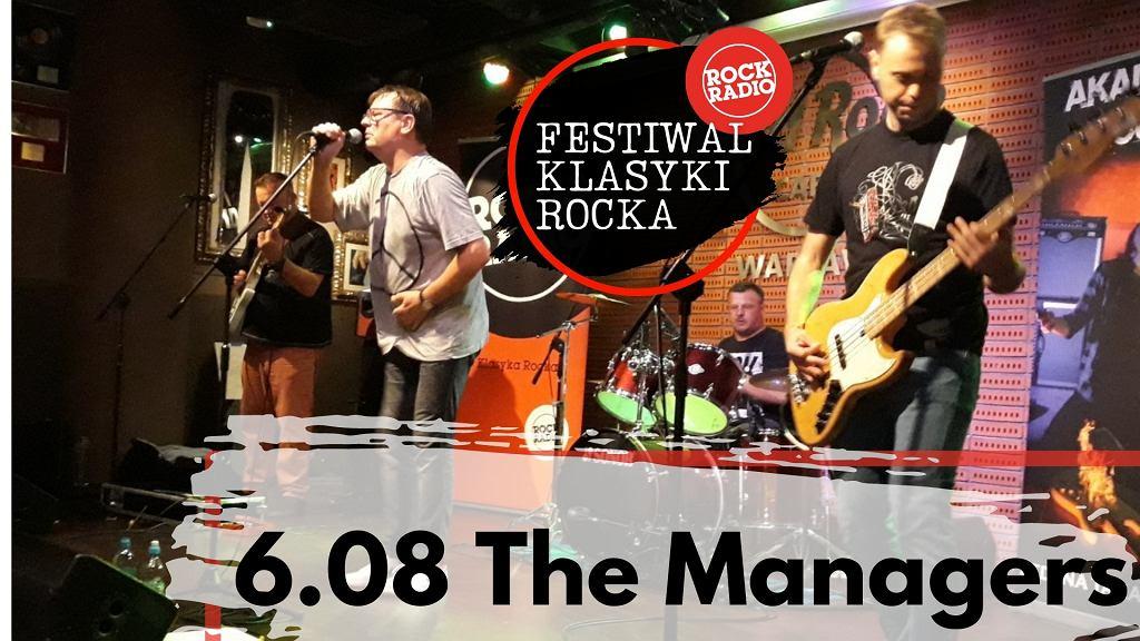 Festiwal Klasyki rocka - The Managers