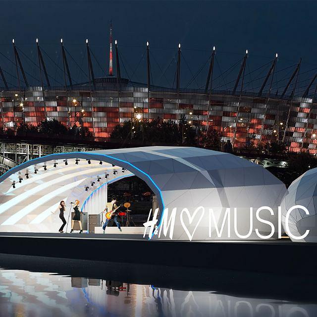 5 czerwca wystartuje H&M Loves Music Warsaw