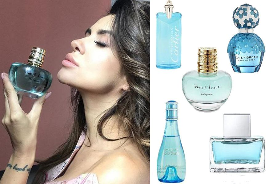 Kolaż, perfumy na lato/Materiał partnera