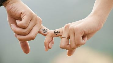 Tatuaż na palcu