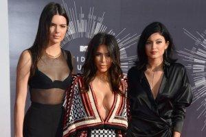 Kendall Jenner, Kim Kardashian, Kylie Jenner
