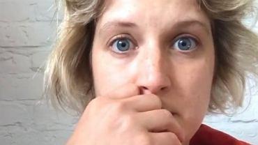 Aleksandra Domańska wystąpiła w ciążowym akcie