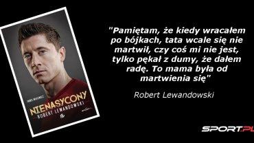 """Jaki naprawdę jest jego układ z Robbenem? Kogo nazywa przyjacielem? I jak zareagował na gwizdy w meczu kadry? O tym wszystkim w """"Nienasyconym"""" - autoryzowanej biografii Roberta Lewandowskiego. Mamy tę książkę jako jedyni! Wszystkie szczegóły <a href=""""http://nienasycony.sport.pl/"""">tutaj</a>"""