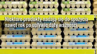 """""""Najlepiej spożyć przed..."""" i """"Należy spożyć do..."""". Jak czytać etykiety produktów spożywczych?"""