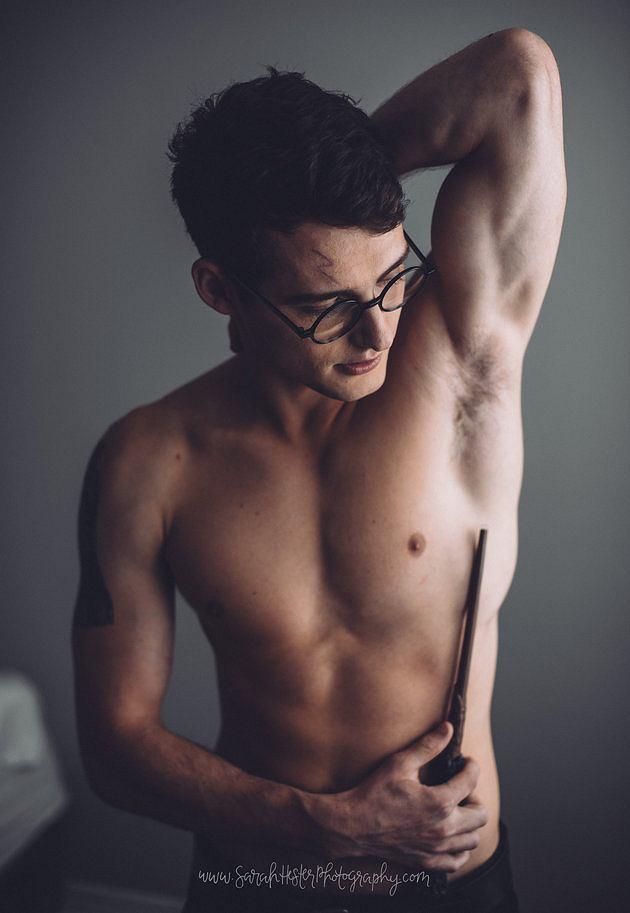 Harry Potter w seksownej odsłonie