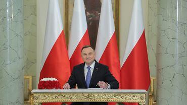 Prezydent Andrzej Duda podpisał ustawę o Funduszu Medycznym