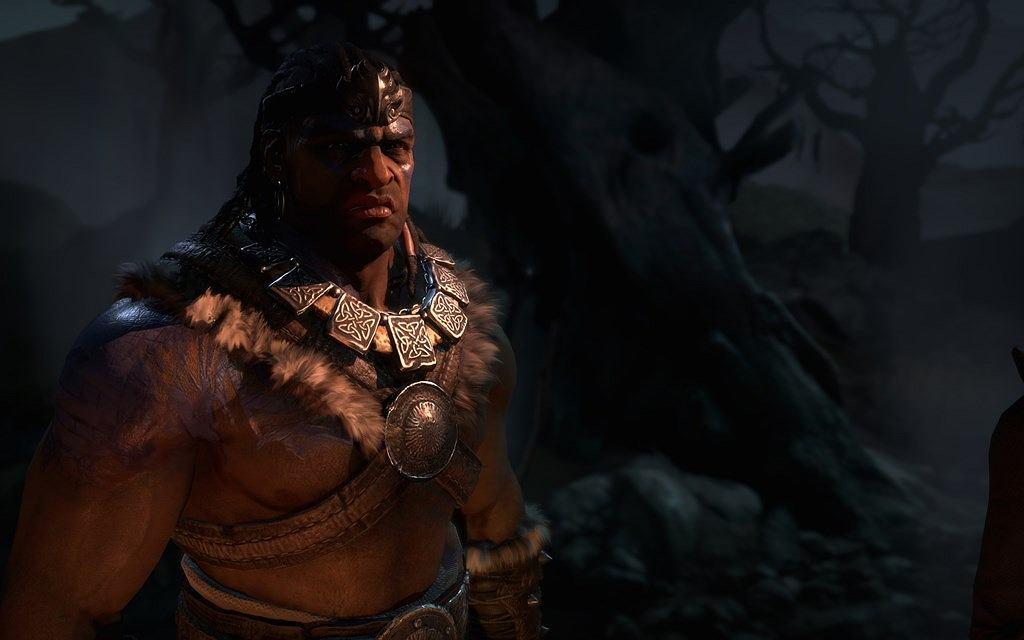 Barbarzyńca z Diablo 4