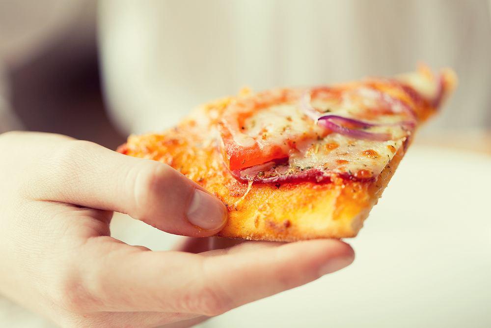 Pizza na śniadanie dla dziecka? Tylko wtedy, gdy jest przyrządzona w domu