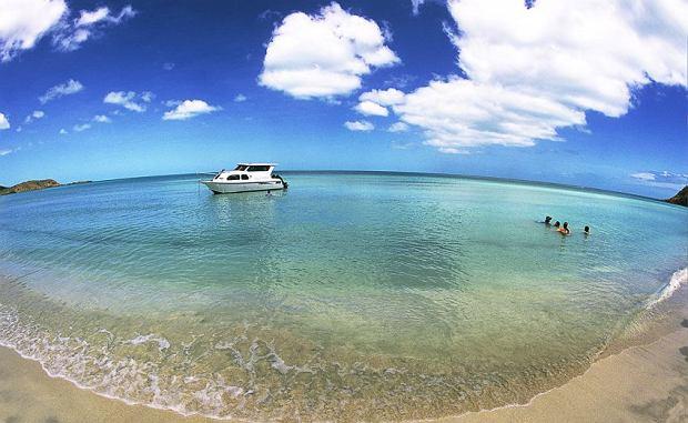 Australia - Cieśnina Torresa / Flickr.com fot. Mark Roy