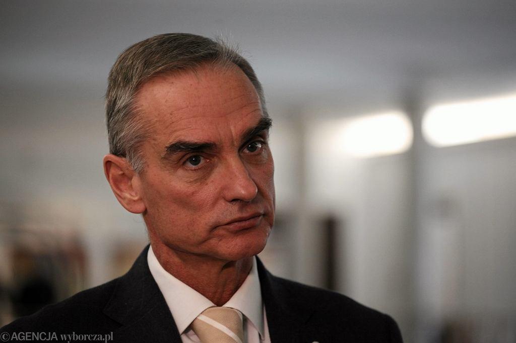 Senator Jan Maria Jackowski w Sejmie