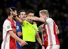 UEFA przyznała: poważne błędy sędziego w Lidze Mistrzów. Zadecydowały o awansie do 1/8