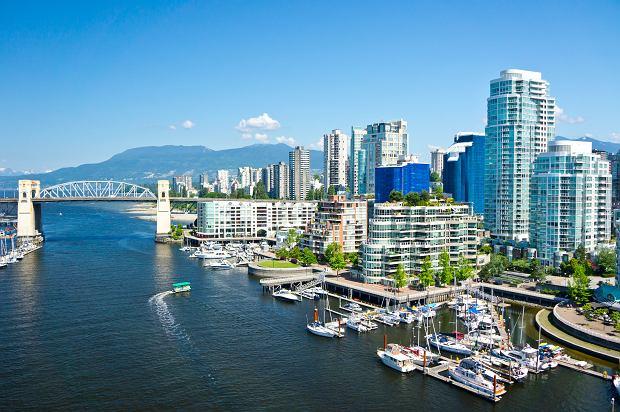 Vancouver zamyka pierwszą trójkę rankingu