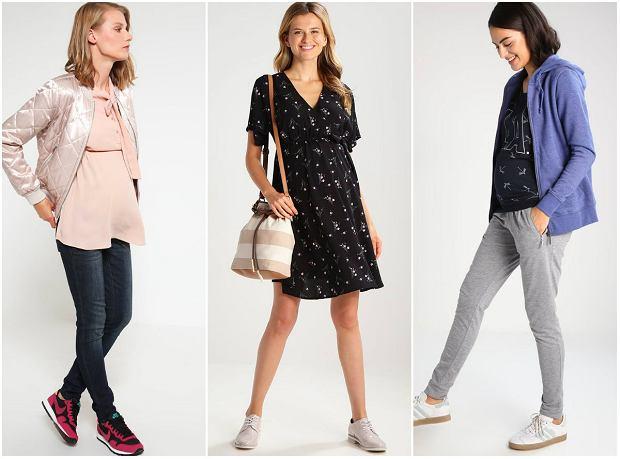 Te ubrania przydadzą ci się także PO porodzie. Ładne i wygodne ubrania na koniec ciąży i pierwsze tygodnie macierzyństwa