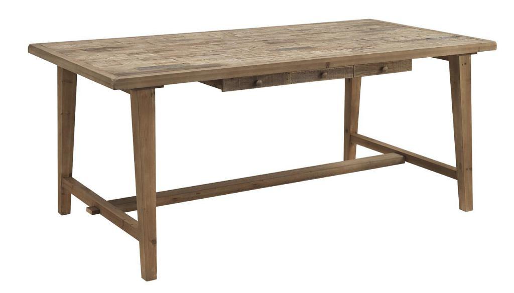 Stół drewniany 'Dona'.