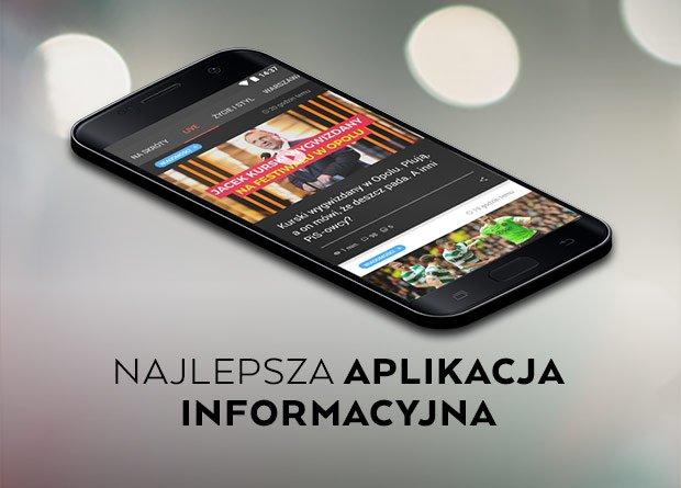 Gazeta.pl LIVE w nowej wersji na urządzenia z Androidem