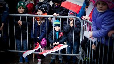 Rynek Kościuszki. Wojewódzkie obchody narodowego Święta Niepodległości