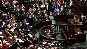 Sejm nie zgodził się na odrzucenie w pierwszym czytaniu projektu PiS ustawy o Radzie Mediów Narodowych