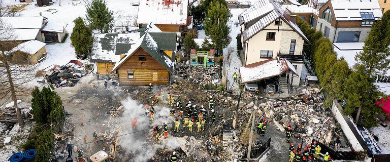 Wybuch gazu w Szczyrku. Jest oświadczenie spółki wykonującej przewiert