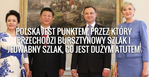 Wizyta Xi Jinpinga