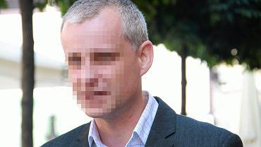 Były poseł PiS Piotr B. usłyszał zarzuty w sprawie okradania dolnośląskiego oddziału PCK.