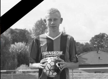Nie żyje Mateusz Marciniak. Miał 19 lat. Kilka tygodni temu trafił do szpitala