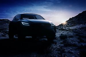 Subaru Viziv Adrenaline - Subaru zapowiada nowego crossovera