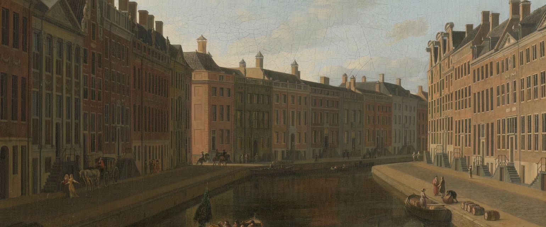 Gerrit Adriaenszoon Berckheyde, 'Złoty Łuk przy Herengracht', 1685 (fot. Rijksmuseum, Amsterdam / Materiały prasowe)