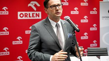 Prezes Orlenu Daniel Obajtek