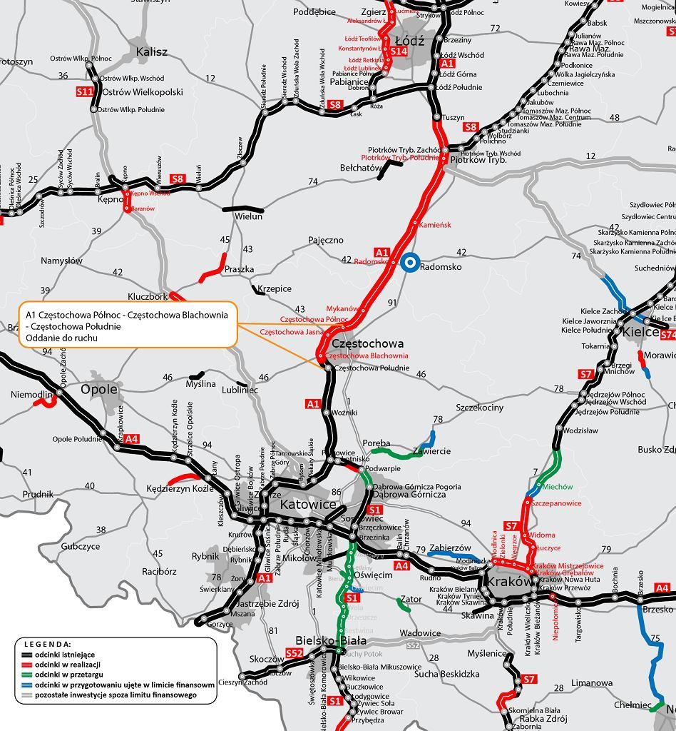 Mapa A1