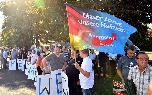 Niemiecka skrajna prawica chce obradować w Szczecinie. Będzie protest. Policja w gotowości