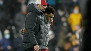 W normalnych warunkach na pewno byśmy zareagowali - Juergen Klopp skomentował kadrową sytuację Liverpoolu