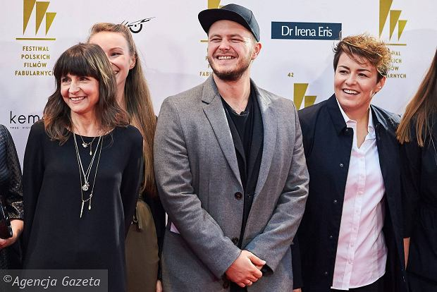 Zdjęcie numer 52 w galerii - Boczarska, Szyc, Gierszał: ekipy filmowe i gwiazdy na czerwonym dywanie Festiwalu Polskich Filmów Fabularnych w Gdyni