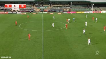 Katastrofalny mecz reprezentacji Polski U-19