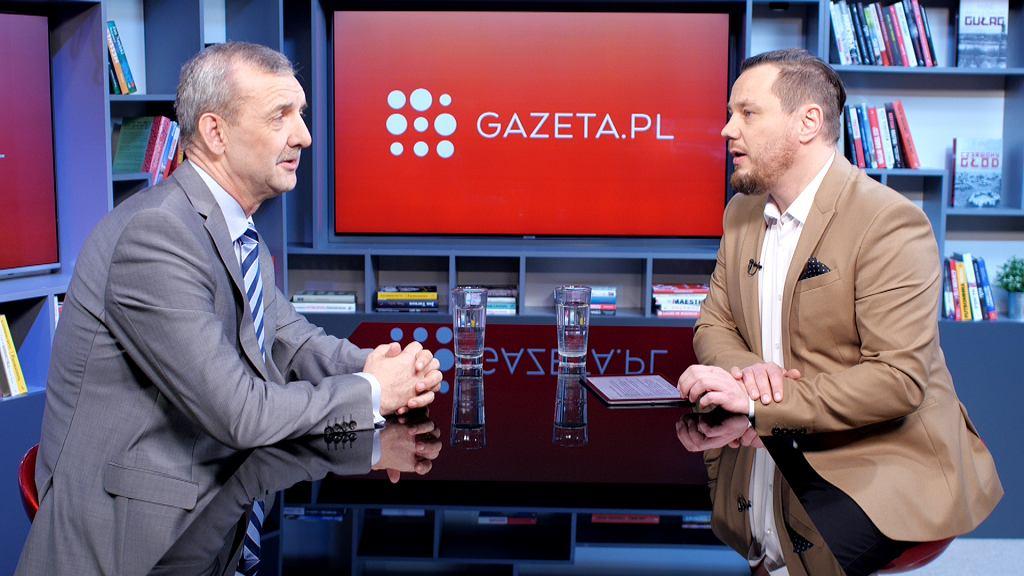 Poranna rozmowa Gazeta.pl. Gościem był Sławomir Broniarz