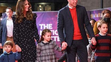 Książę William z księżną Kate