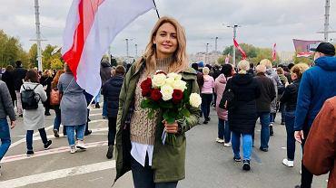 Białoruś. Była miss wyszła na wolność po 42 dniach spędzonych w areszcie