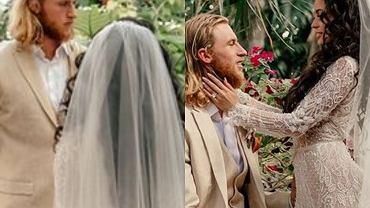 Vanessa Morgan wzięła ślub