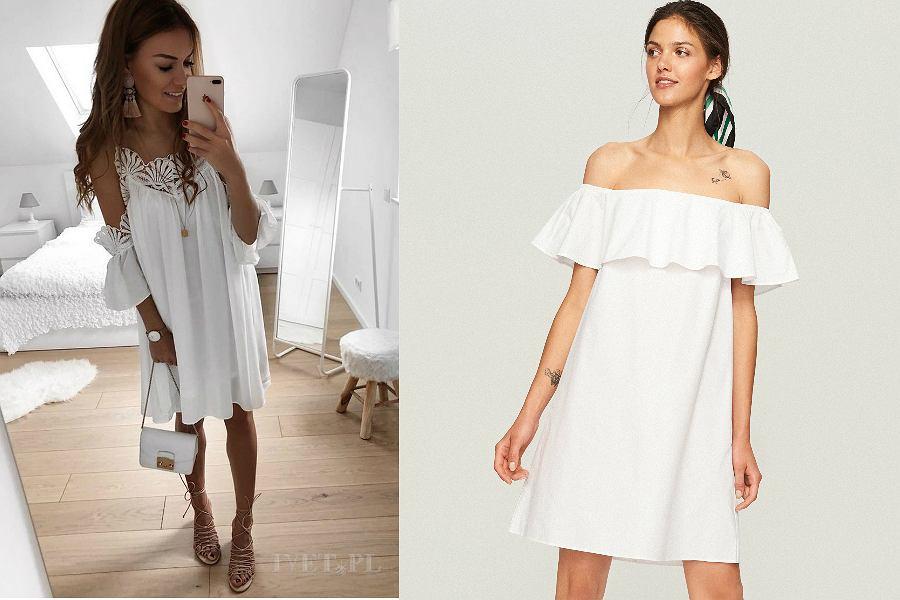 zwiewne sukienki plażowe