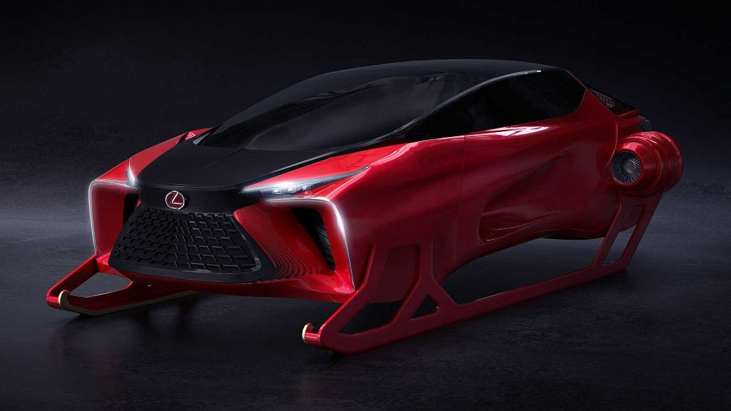 Lexus HX Sleigh Concept
