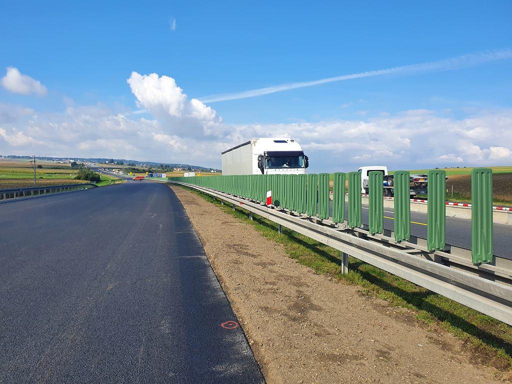 Remont opolskiego odcinka autostrady A4
