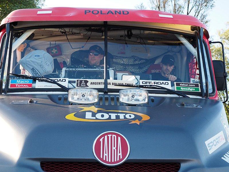 Załoga Lotto Team prawie gotowa do startu